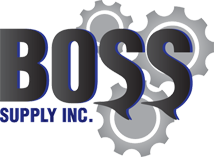 BOSS SUPPLY INC. LOGO