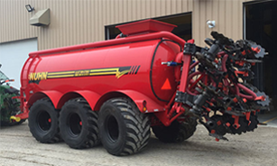 Link to Nuhn Electra Steer Spreader