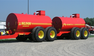 Link to Nuhn Quad Train Sprayers